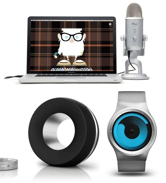 12 Cool Gift Ideas for Tech Savvy People - 12 Cool Gift Ideas For Tech Savvy People Christmas Gifts For The