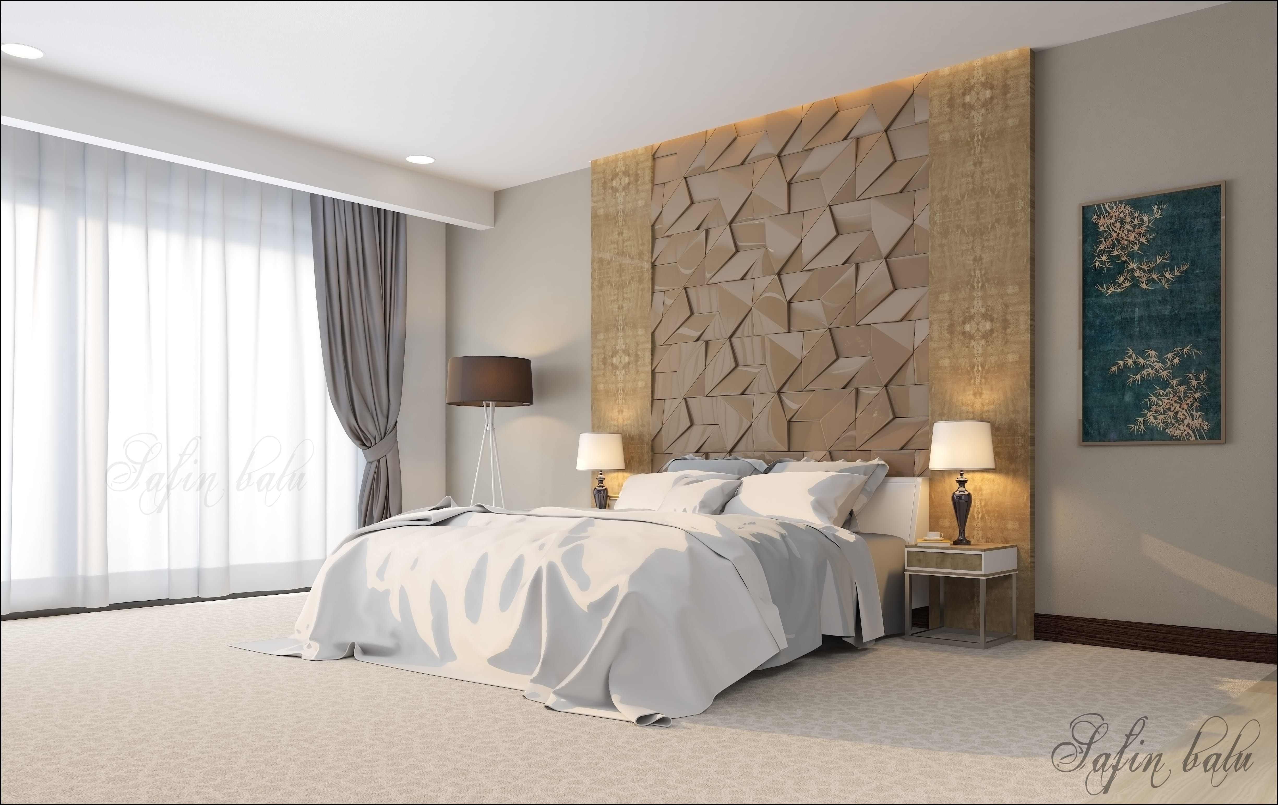 master bedroom white and gold combination hope you like it