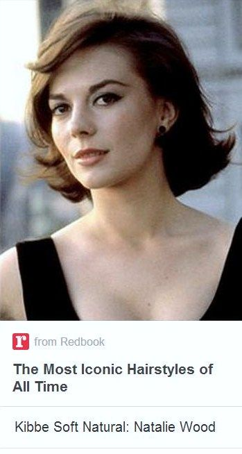 Natalie Wood Has The Same Clothing Personality And Colo Evidence