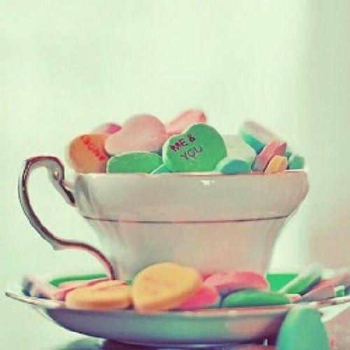 Me gustan los colores y el amor de esta pic :3 #Hearts  #Love