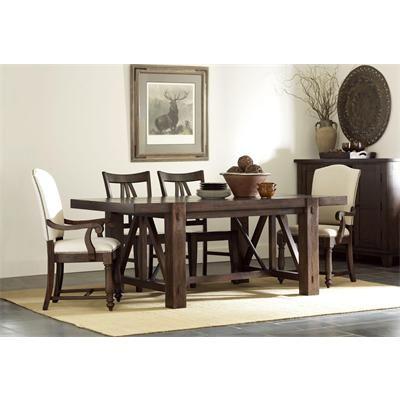 Riverside Furniture Castlewood Rectangular Dining Table