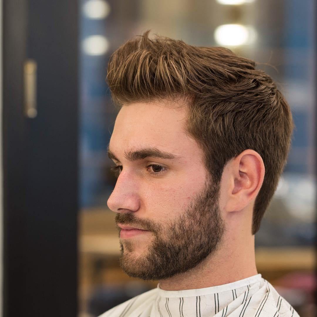 Classic mohawk mohawks hair cuts and haircuts