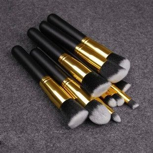 PuTwo Make Up Brushes 10 Pcs Makeup Brushes Make