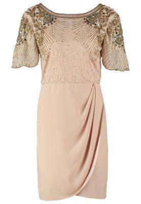 MILLIE - Cocktailkleid / festliches Kleid - nude