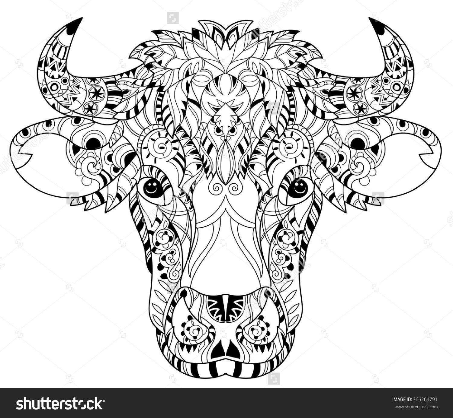 decorated cow heads - Google Search