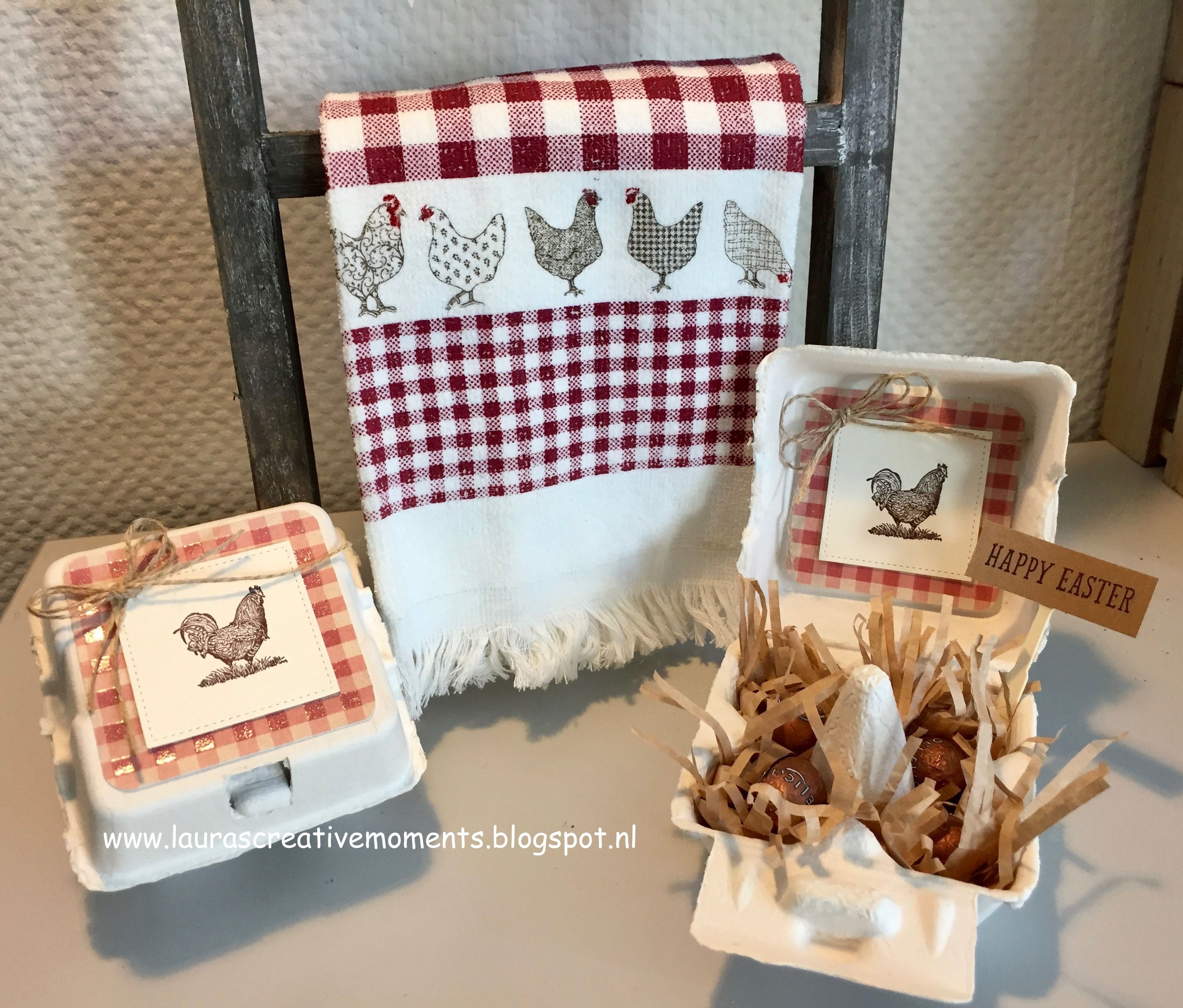 country style mini egg cartons stitched framelits