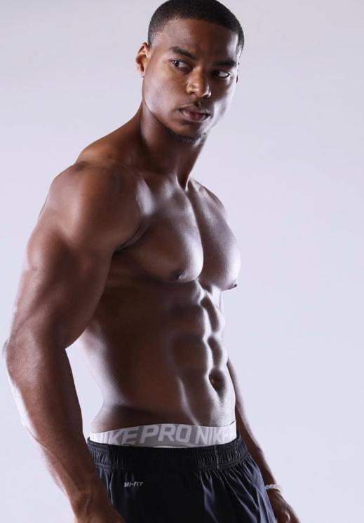 Beautiful perfect nude black men magnificent phrase