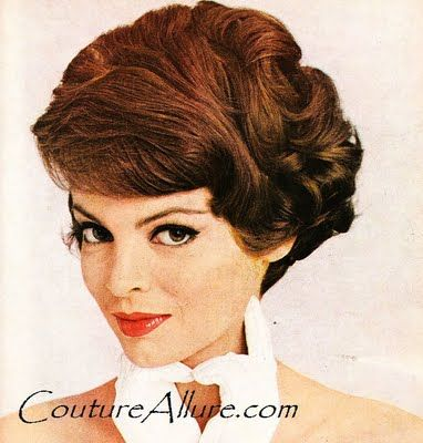 Excellent 1000 Images About 60S On Pinterest 60S Makeup Mad Men And 60S Hair Short Hairstyles For Black Women Fulllsitofus
