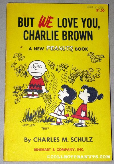 Peanuts Holt Rinehart Winston Books Collectpeanuts Com Charlie Brown Charlie Brown Characters Charlie Brown And Snoopy