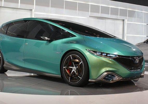 I Never Thought A Minivan Could Look Cool Honda Concept S Minivan