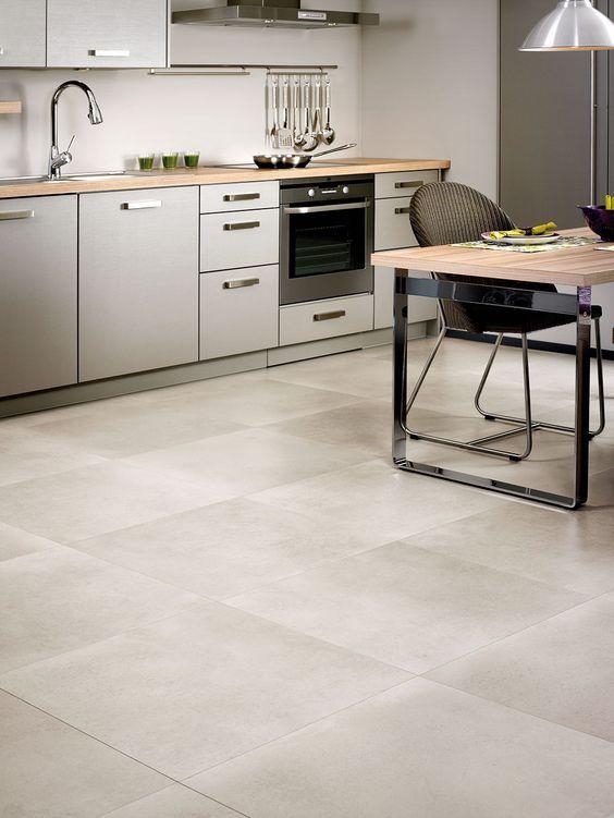 Quick-Step Laminate Flooring - Arte 'Polished Concrete Natural