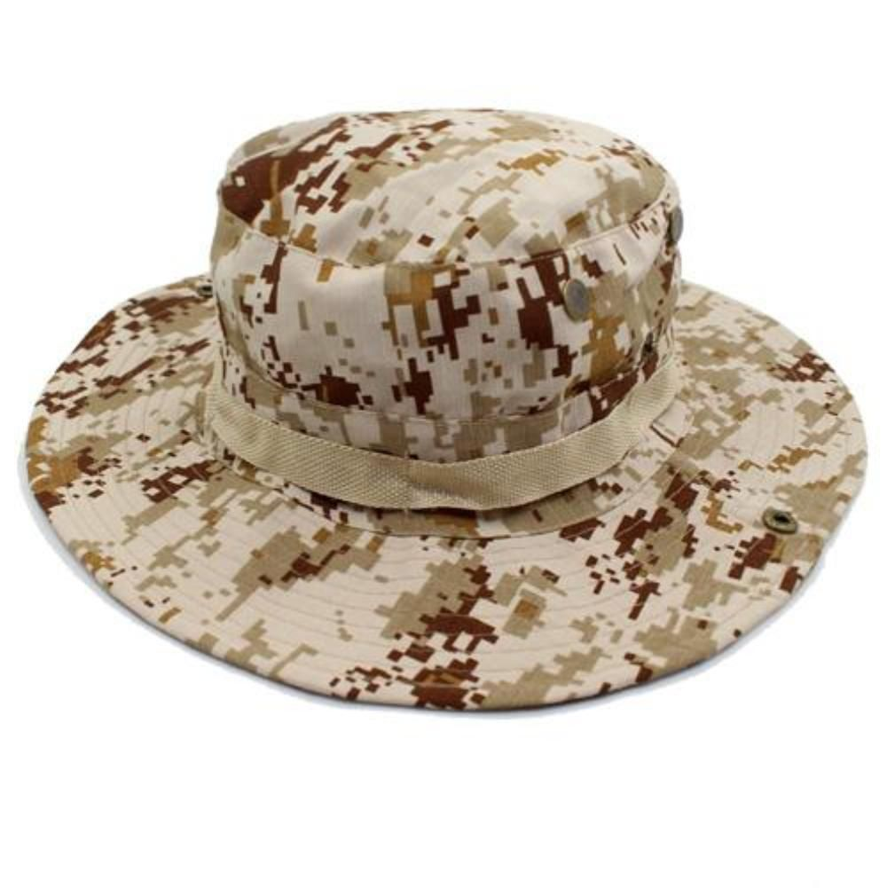 99fa621f543 Side Snap Camouflage Boonie Hat – Choice Camo