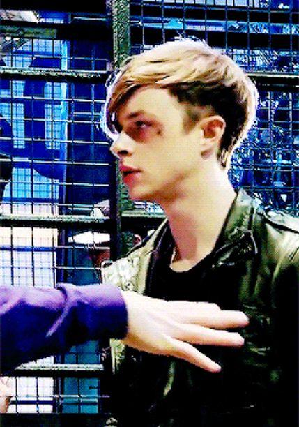 Harry Osborn Dane dehaan from Spider-Man damnnnnnnn<-- seriously!