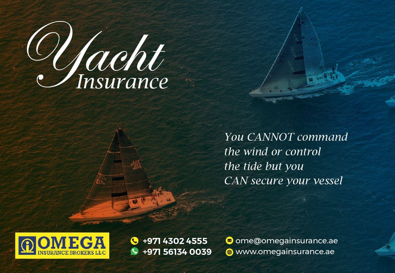 Yacht Insurance Dubai, UAE (With images) Insurance