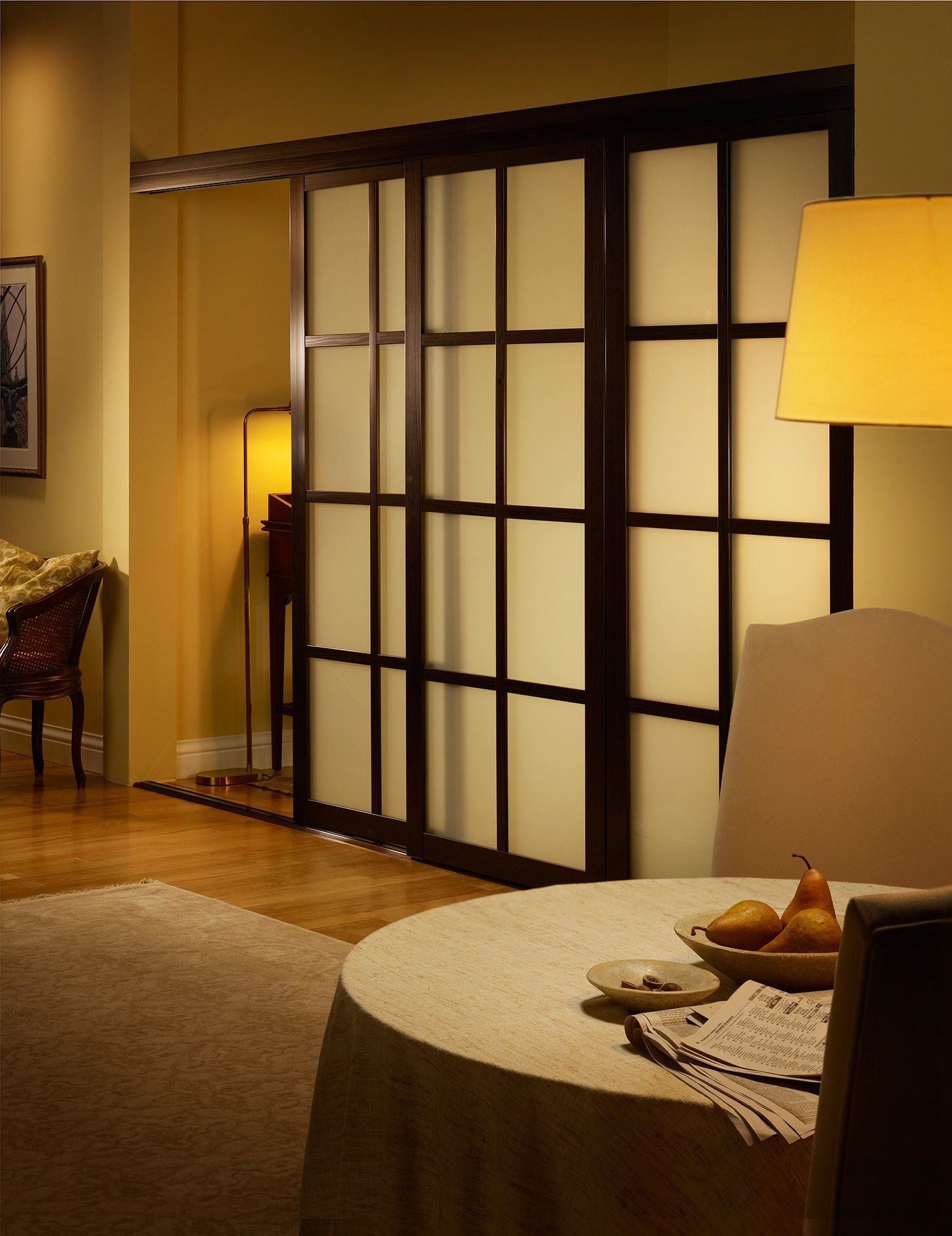 Beautify Any Room In Your Home With Japanese Style Shoji Sliding
