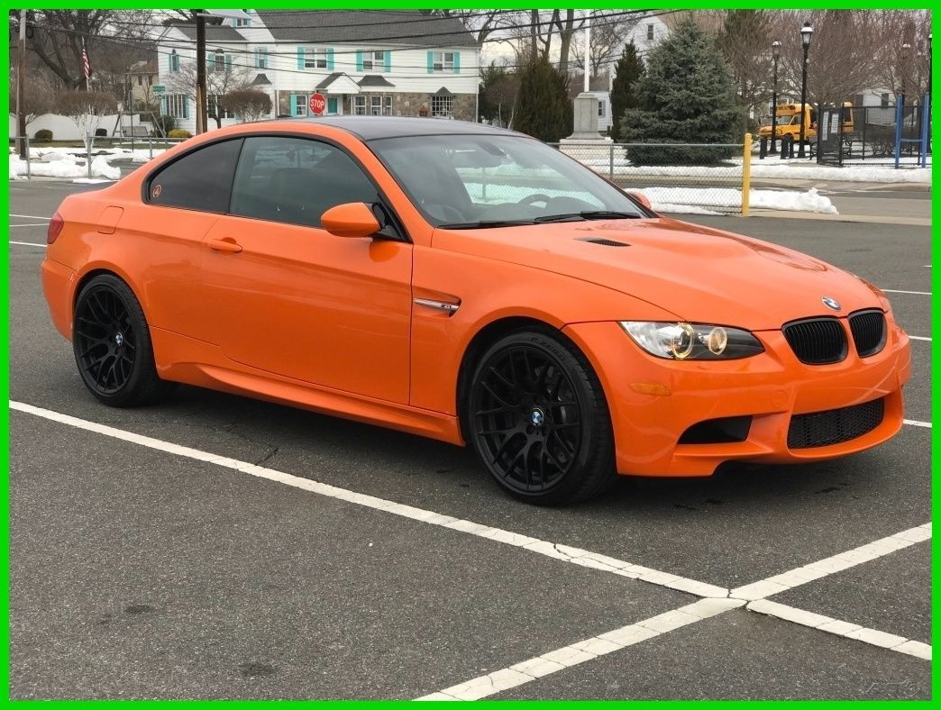 Nice BMW 2017: 2013 BMW M3 LIME ROCK PARK 2013 Used 4L V8 32V Manual