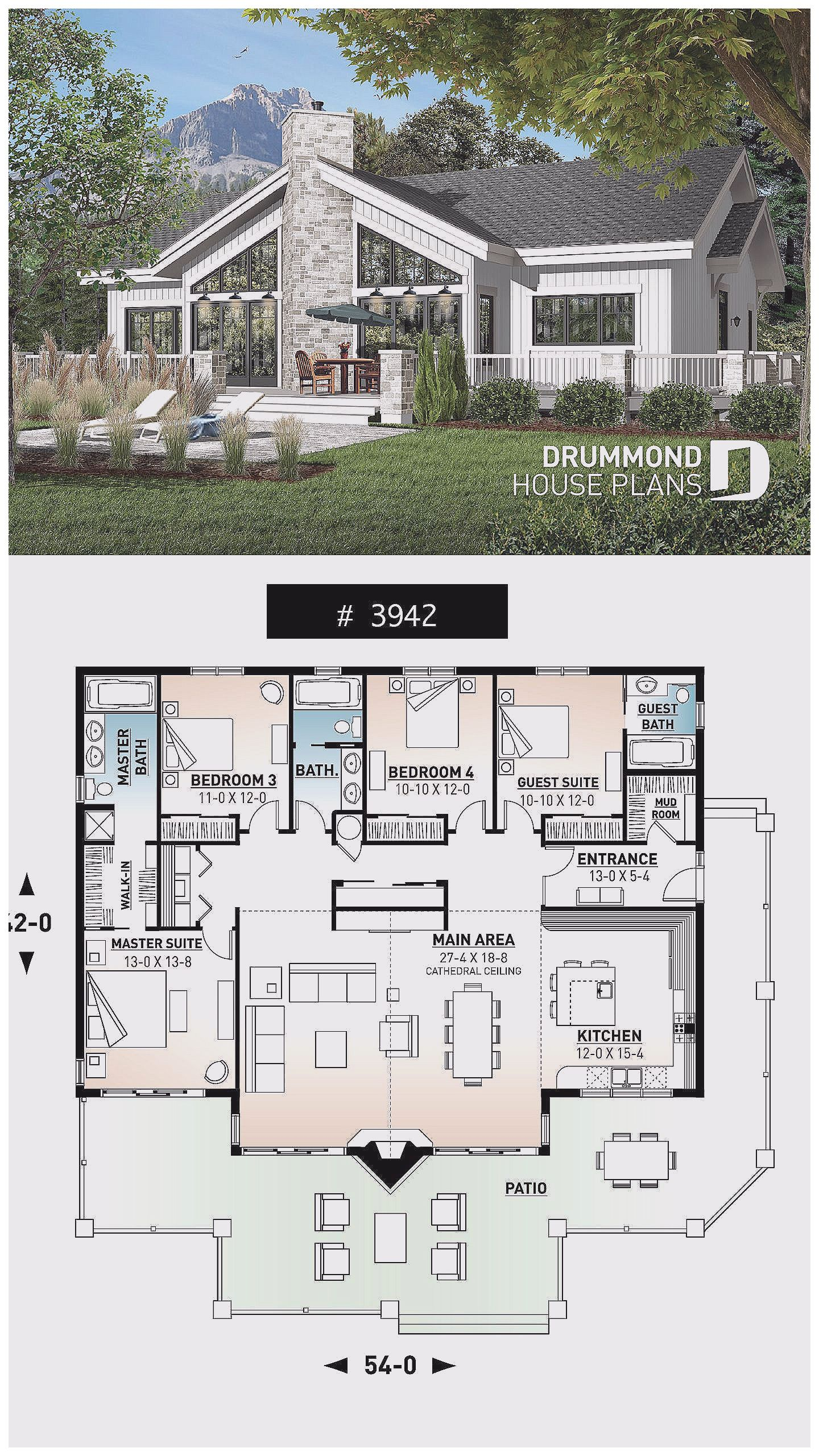 Large Family Home Plans To Build A Large Family Home You Should First Learn How To Build A Home That Has Lo House Blueprints Denah Lantai Rumah Denah Lantai