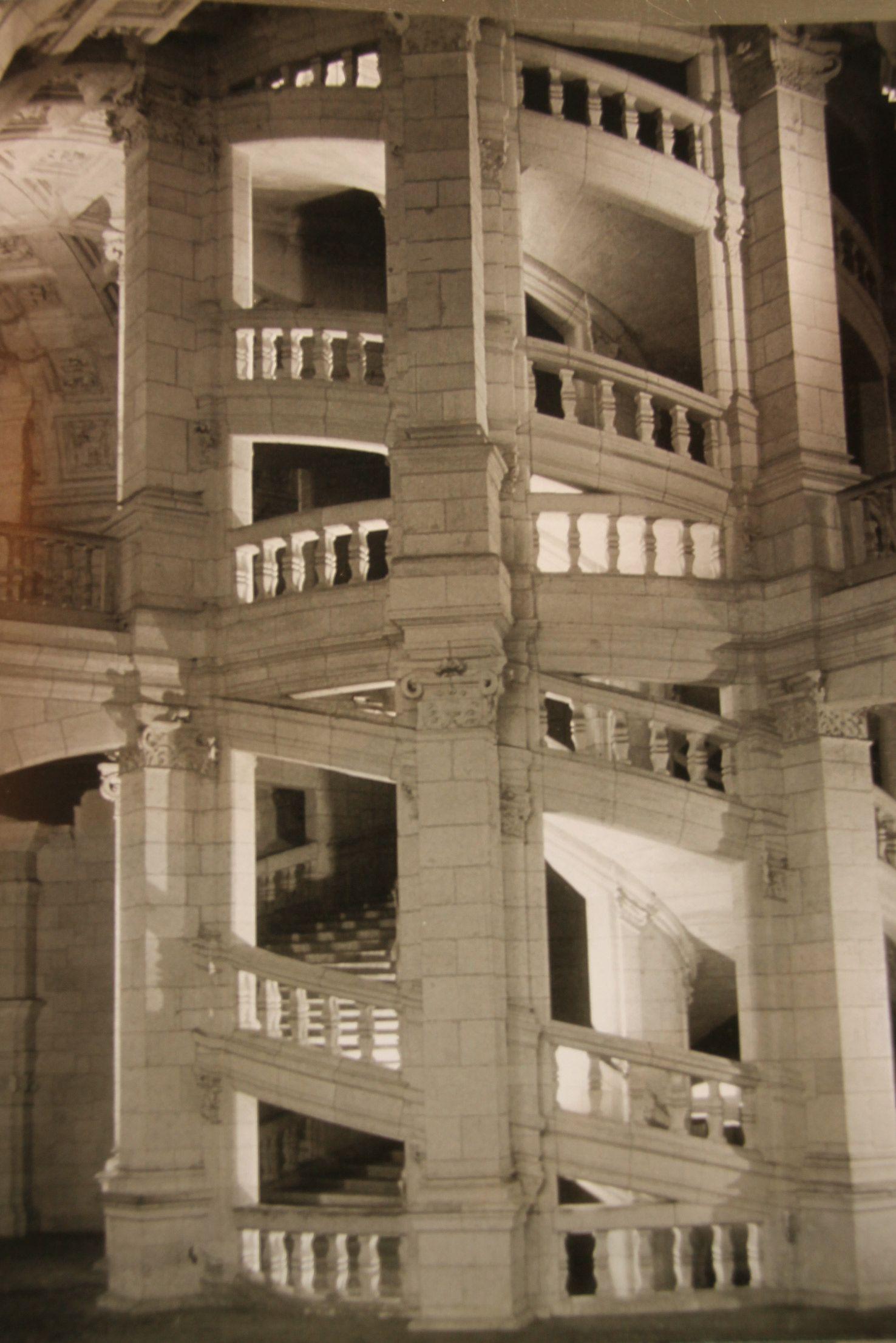 Best The Double Helix Staircase Chateau De Chambord Da Vinci 400 x 300