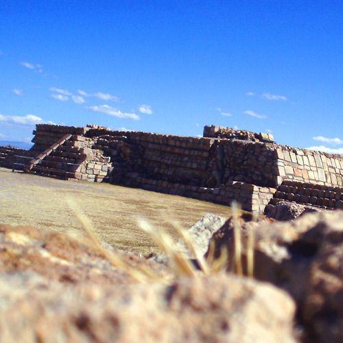 Zona Arqueológica Plazuelas