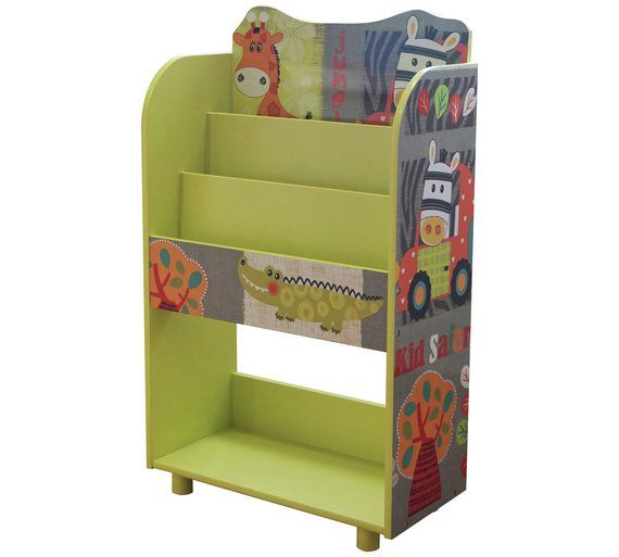 Buy Liberty House Toys Kids Safari Bookshelf At Argos Co Uk Visit Argos Co Uk To Shop Online Childrens Bedroom Storage Childrens Furniture Childrens Toy Boxes