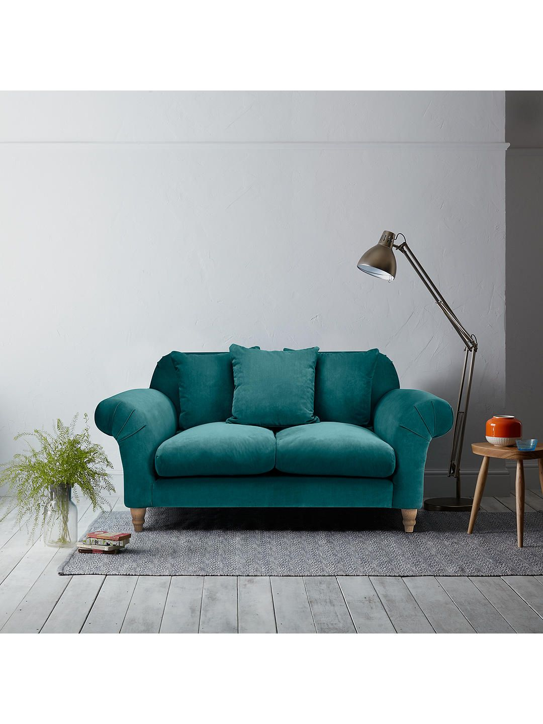Doodler Small 2 Seater Sofa By Loaf At John Lewis Clever Velvet Bumblebee Living Room Sofa 2 Seater Sofa Modern Sofa Living Room