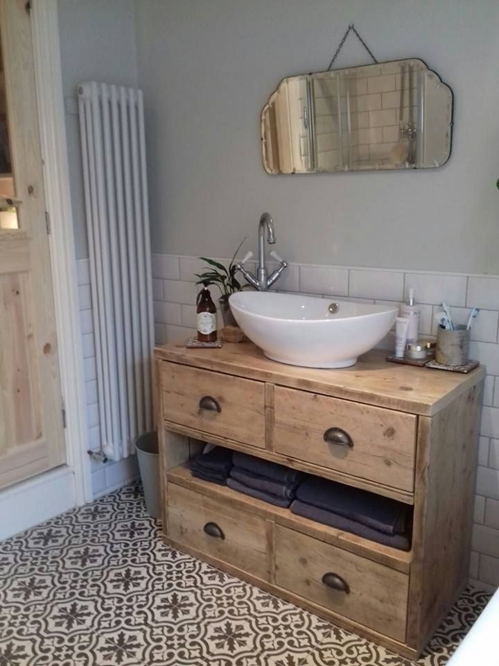 8 Small Bathroom Decorating Ideas You Have To Try Bathroom Sink Units Bathroom Vanity Units Bathroom Furniture