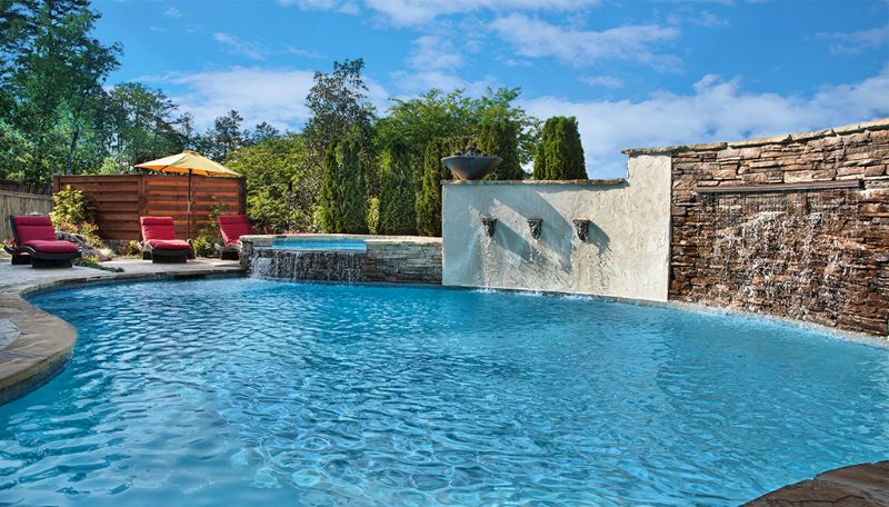 Portfolio | Little Rock, Arkansas Pool Builders | Elite ... on Elite Pools And Outdoor Living id=90481