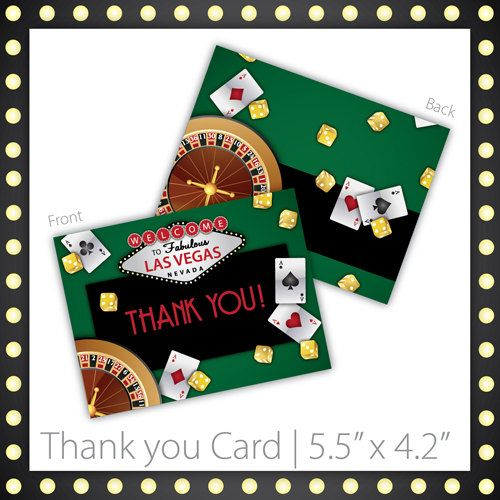 Pin By Sara Freed On Cards Pinterest Casino Party Party And