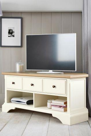 Buy Bordeaux Corner TV Unit from the Next UK online shop
