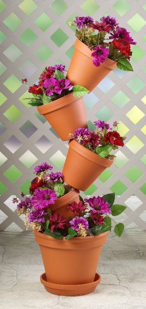Flip Flop Plant Pot Stand Terracotta Pot Ideas Pinterest