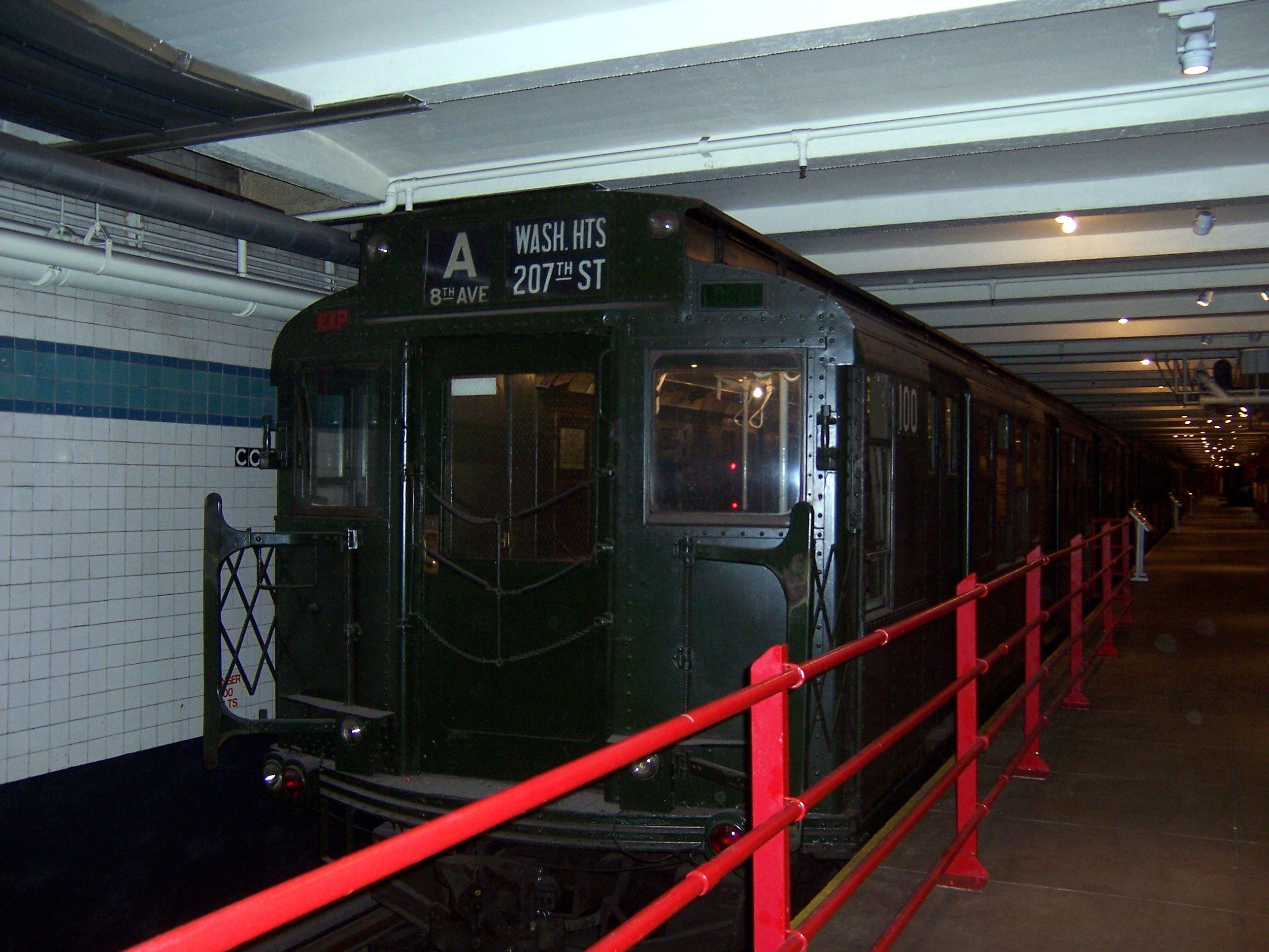 R4 New York City Subway Car Wikipedia The Free Encyclopedia Subway York City City