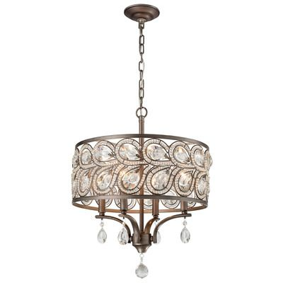 15 Off With Coupon Elk1014 Elk Lighting 11934 4 Chandelier