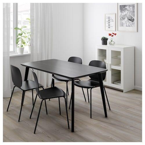 b50ebf61f410a LISABO   SVENBERTIL Bord och 4 stolar