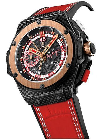 af921a3fa21 Hublot King Power 66 Hodgson reloj