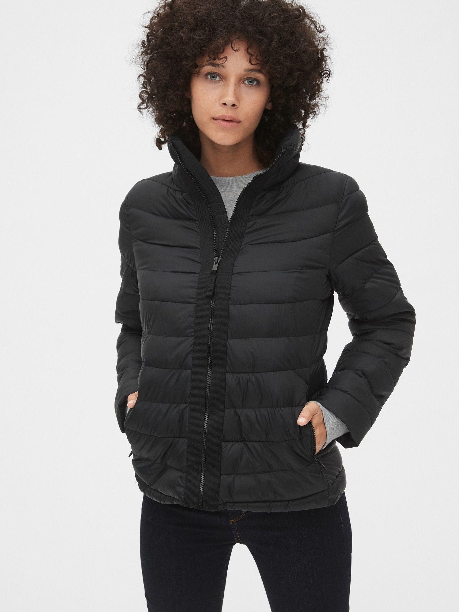 Coldcontrol Lightweight Puffer Jacket Gap Coats Jackets Women Jackets Stylish Outerwear [ 2000 x 1500 Pixel ]