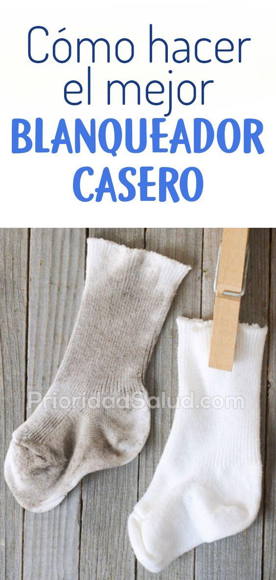 Como Dejar Tu Ropa Blanca Como Nueva Sin Lejia Cleaning Hacks Clean House House Cleaning Tips