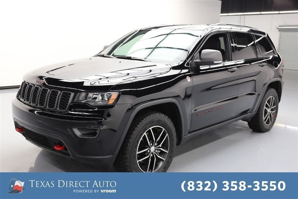 Ebay 2018 Jeep Grand Cherokee Trailhawk Texas Direct Auto 2018