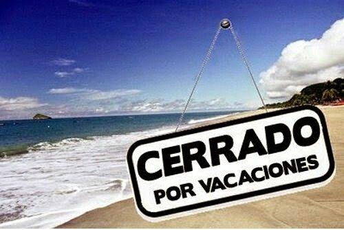 ¡¡Nos vamos de vacaciones una semanita!! Volvemos el 10 de julio con más 🎂🎂🎂🎂 muakkkk www.tartasgourmet.com