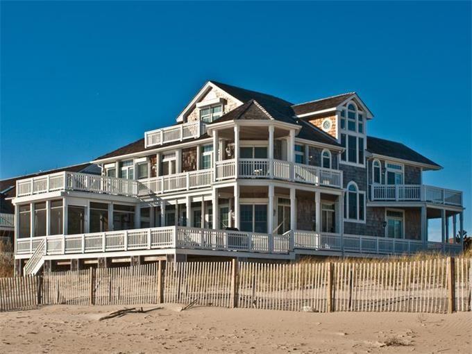 Bayberry Dunes Lane Bethany Beach Delaware Luxury Real