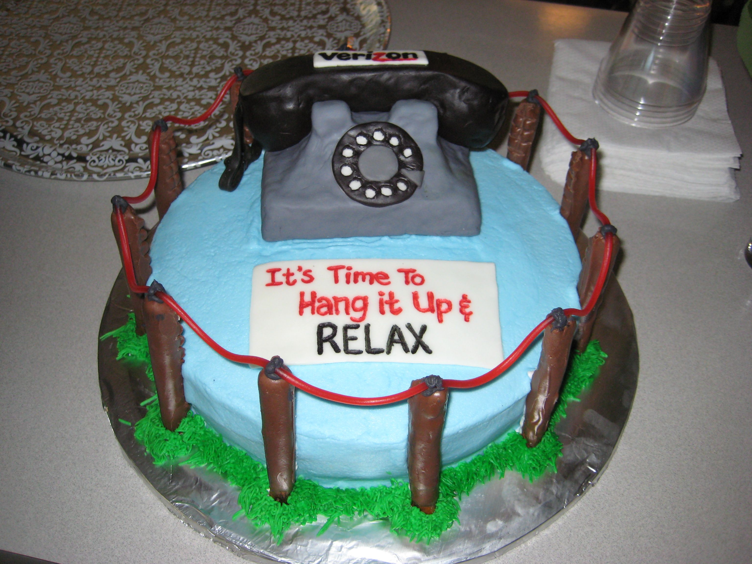 Air force cake decorations home furniture decors creating the - Retirement Cake