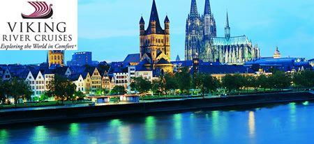 Sail through Europe on a Viking River Cruise!