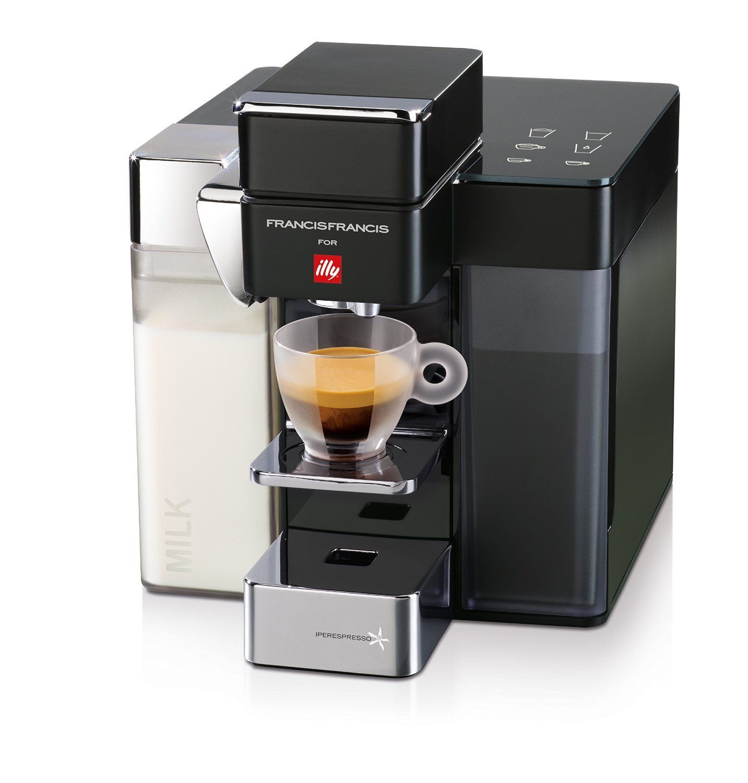 DETAILS Coffee Format iPerEspresso Capsules Espresso Yes