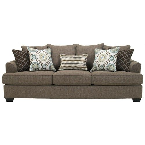 Ashley Furniture Corley   Slate Sofa