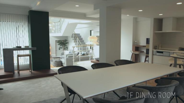 テラスハウス東京2019 住所や間取り 内装を画像で紹介 家賃の衝撃的価格とは テラスハウス 内装 自宅で