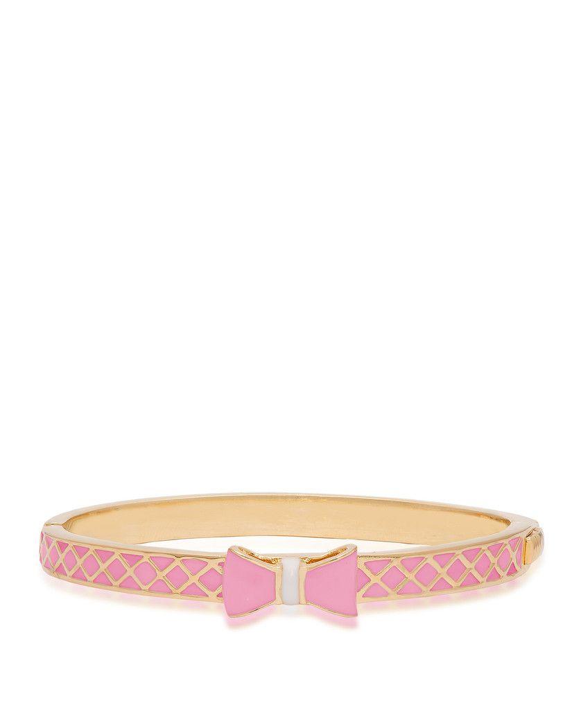 Lily Nily Girls Multi Colored Mini Hearts Pattern Bangle Bracelet