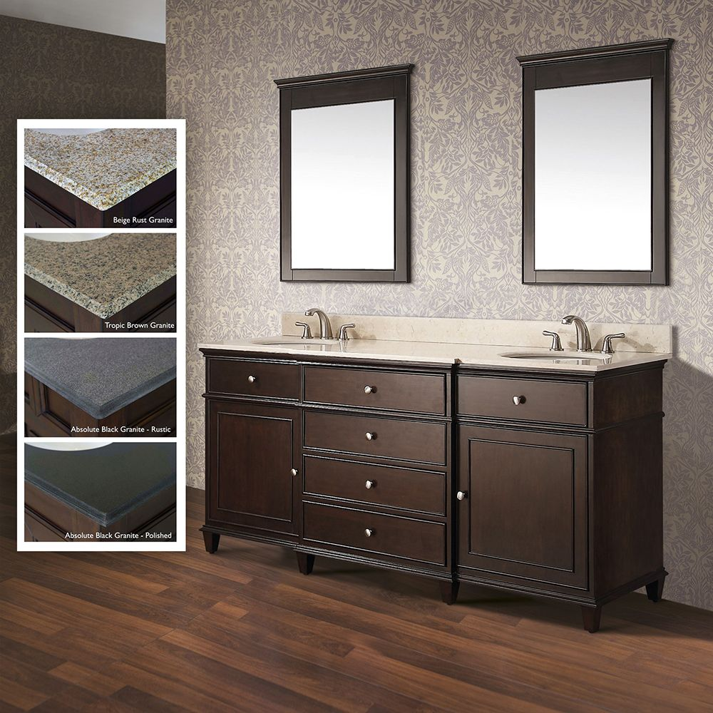 Modern bathroom vanity tops: Pros & cons As far as picking a modern ...