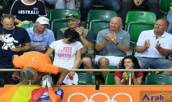 Netherlands wins gold in women's keirin final…