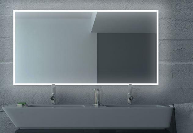 LED BAD SPIEGEL Badezimmerspiegel mit Beleuchtung Badspiegel - badezimmer spiegel beleuchtung