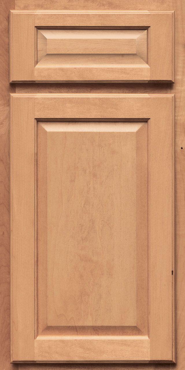 Square Raised Panel - Veneer(AB7M6) Square Honey Spice ...