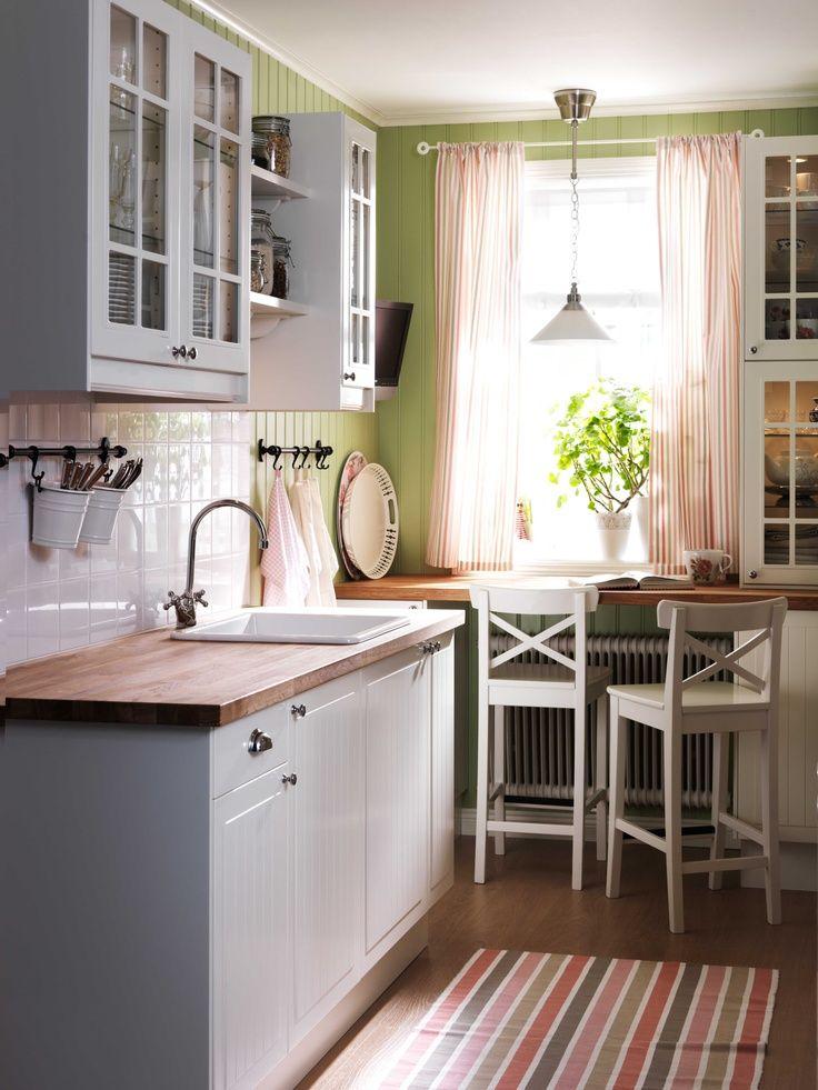 Schräg Wohnen-Einrichten mit Dachschräge Interior ideas - küche in dachschräge